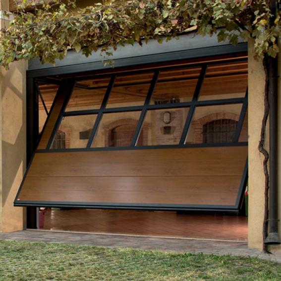 Le nostre porte da garage sempre più Personali