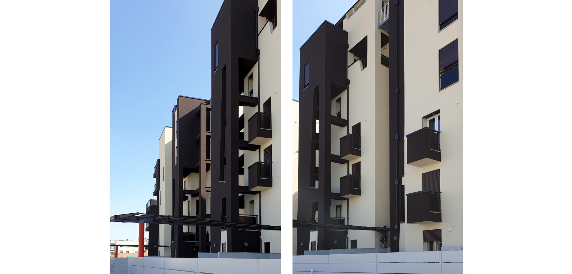 Bologna - Residenza  condominiale