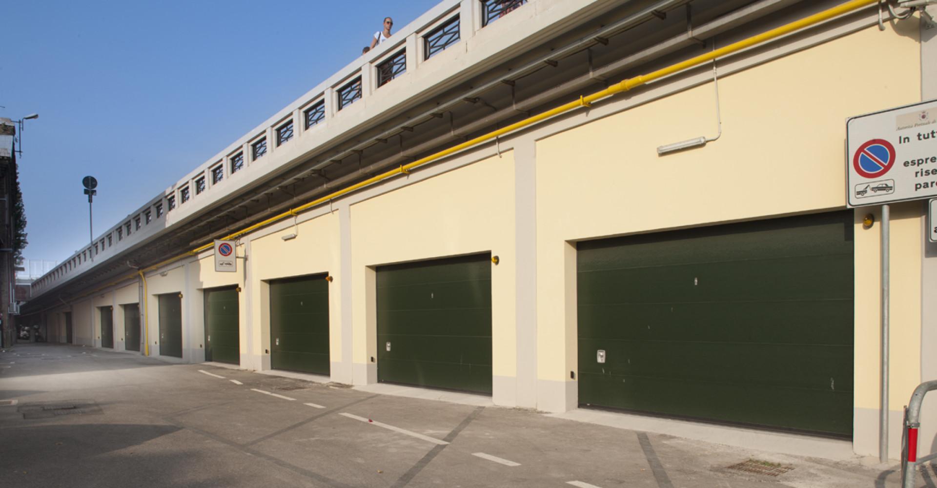 Venezia - Garage condominiali